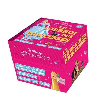 Princesses ; Boîte De Jeux ; Le Tournois Des Princesses