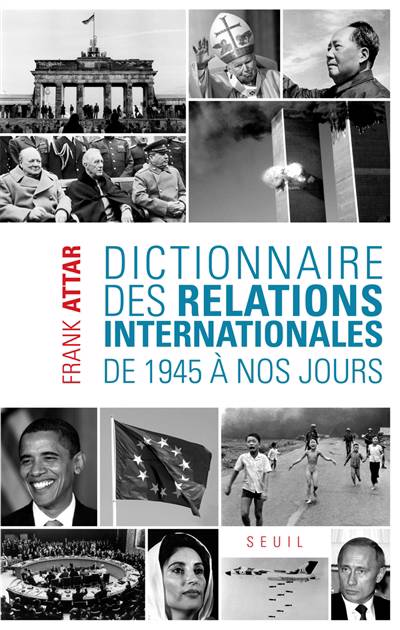 Dictionnaire Des Relations Internationales