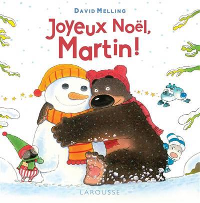 Joyeux Noël Martin !
