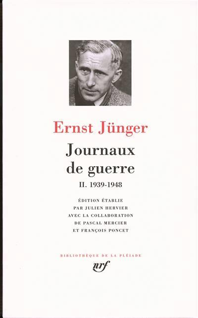 Journaux De Guerre T.2 ; 1939-1945