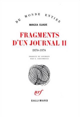Fragments D'un Journal T2