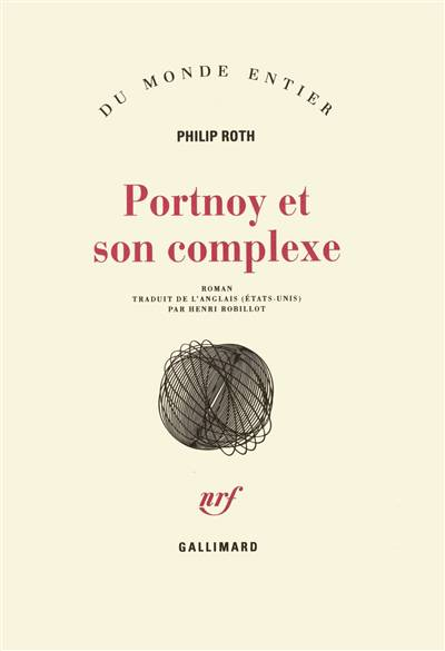 Portnoy Et Son Complexe