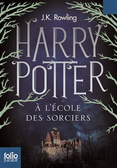 Harry Potter T.1 ; Harry Potter A L'ecole Des Sorciers