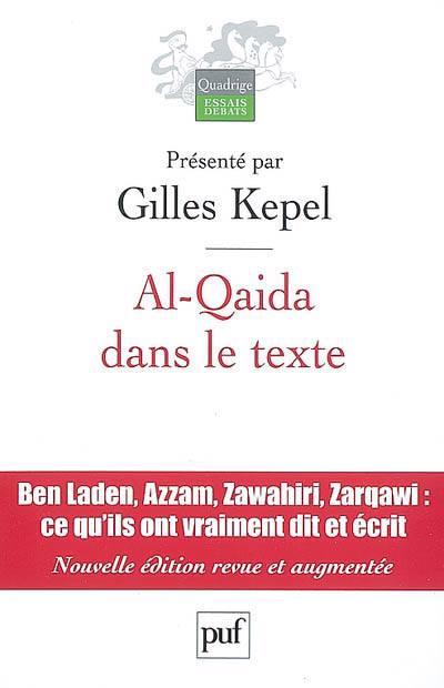 Al-qaïda Dans Le Texte