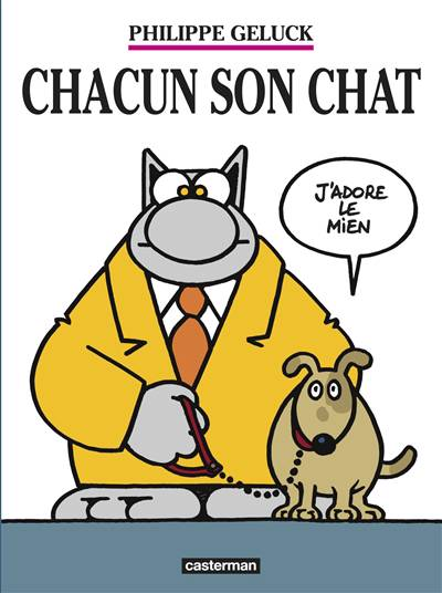 Le Chat T.21 ; Chacun Son Chat