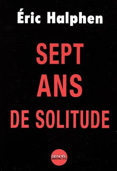 Sept Ans De Solitude