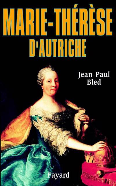 Marie-therese D'autriche