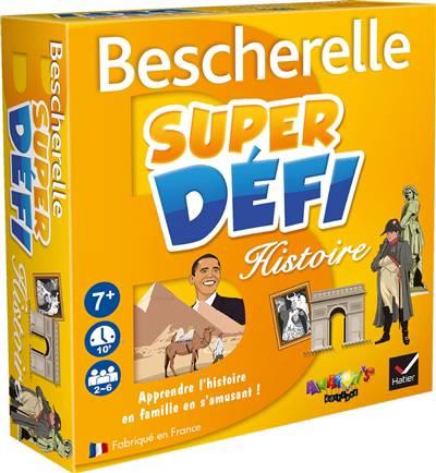 Bescherelle ; Super Défi Histoire