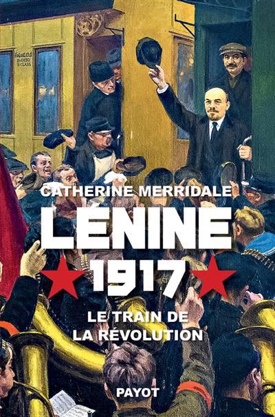 Lenine, 1917