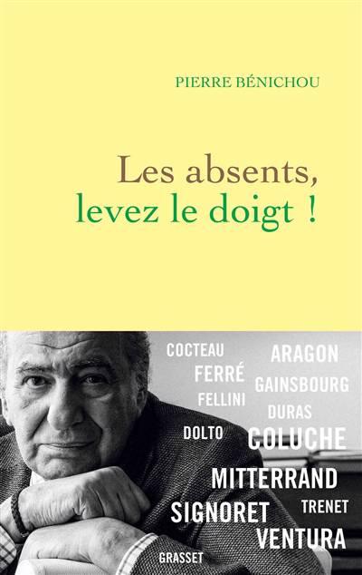 Les Absents, Levez Le Doigt !