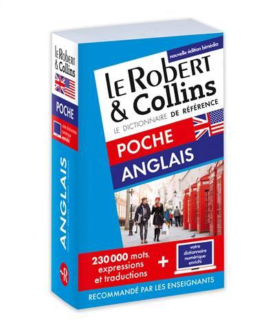Le Robert & Collins ; Poche ; Dictionnaire Anglais