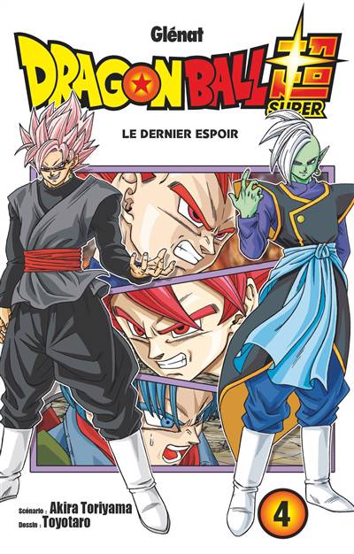 Dragon Ball Super T.4