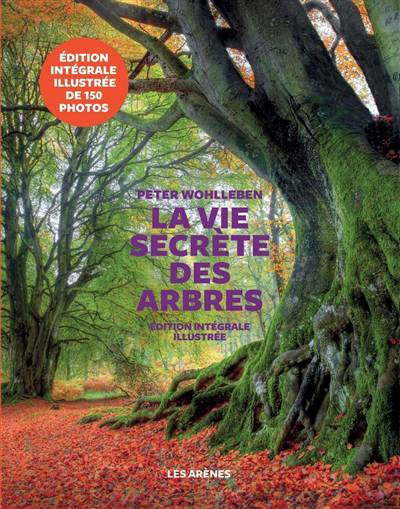 La Vie Secrètes Des Arbres ; édition Illustrée