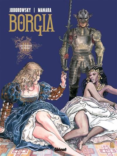 Borgia T.3 ; Les Flammes Du Bûcher