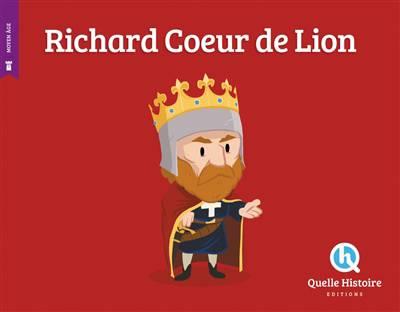 Richard Coeur De Lion (hist.jeunesse)