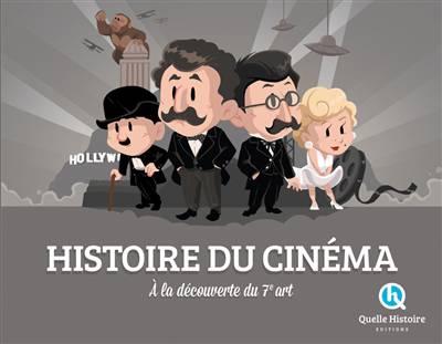 Histoire Du Cinema (hist.jeunesse)
