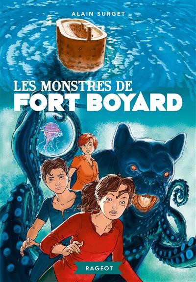 Les Monstres De Fort Boyard (nouvelle Maquette)