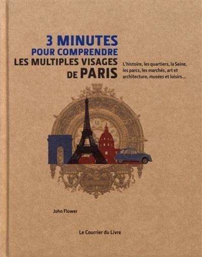 3 Minutes Pour Comprendre ; Les Multiples Visages De Paris