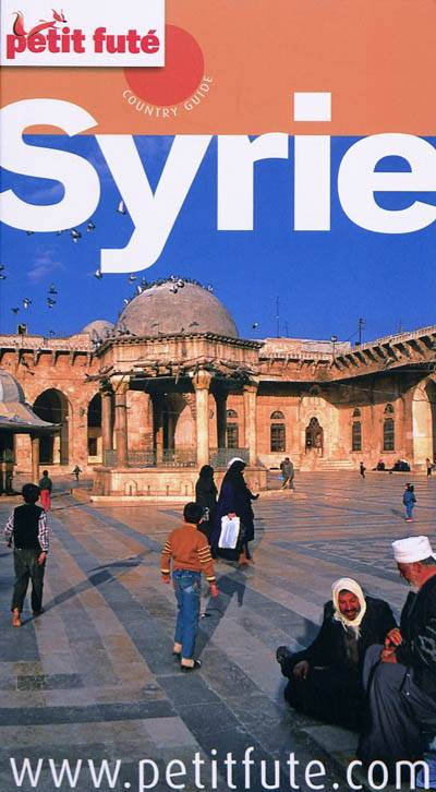 Guide Petit Fute ; Country Guide ; Syrie (édition 2011)