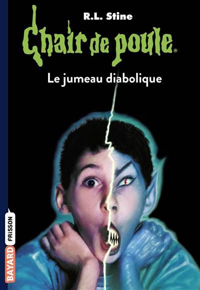 Chair De Poule T.51 ; Jumeau Diabolique