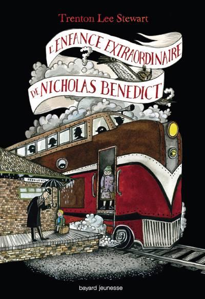 L'enfance Extraordinaire De Mr Benedict T.4
