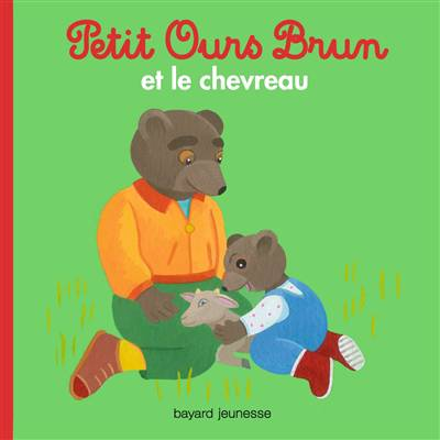 Petit Ours Brun Et Le Chevreau
