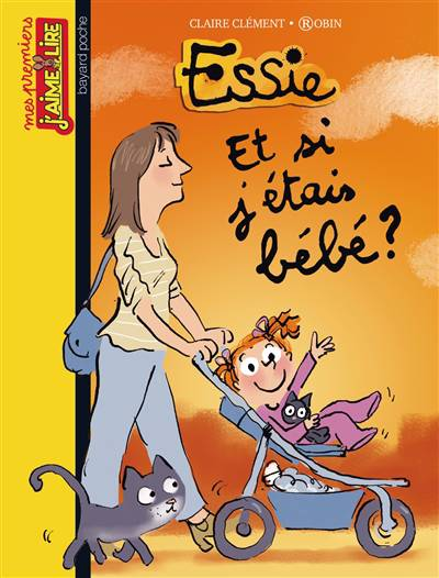 Essie T.17 ; Et Si J'étais Bébé ?