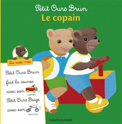 Petit Ours Brun ; Le Copain