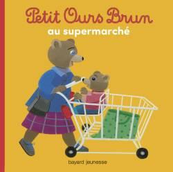 Petit Ours Brun Au Supermarché