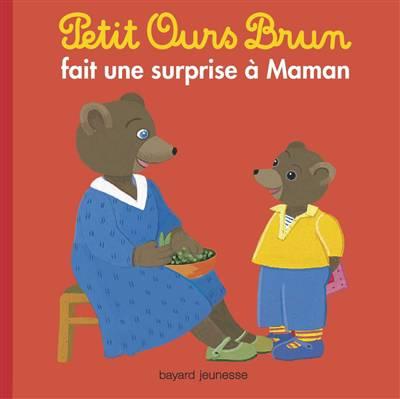 Petit Ours Brun Fait Une Surprise à Maman