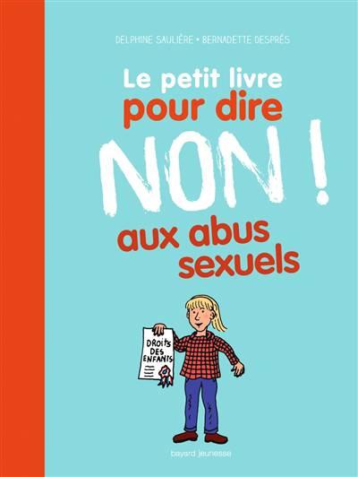 Le Petit Livre Pour Dire Non Aux Abus Sexuels