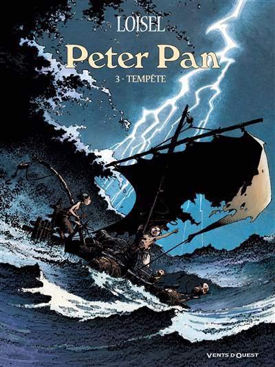 Peter Pan T.3 ; Tempête