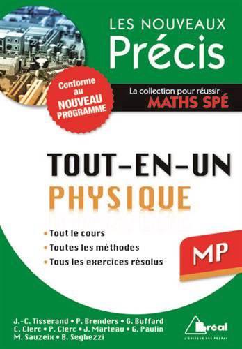 Tout-en-un ; Physique Mp