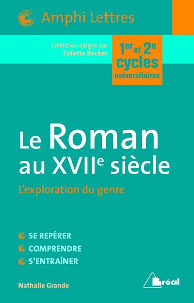 Le Roman Au Xviie Siècle
