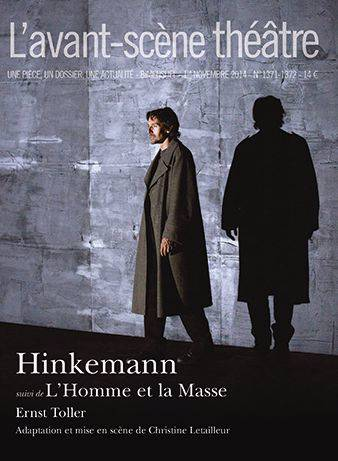 Revue L'avant-scene Theatre N.1371 ; Hinkemann