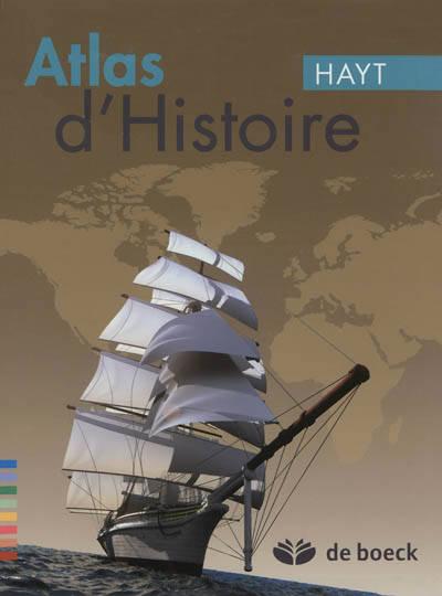 Atlas D'histoire (32ème édiiton)