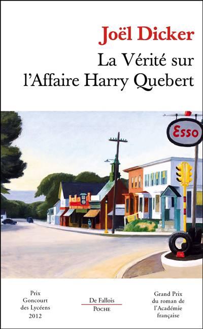 La vérité sur l'affaire Harry Québert