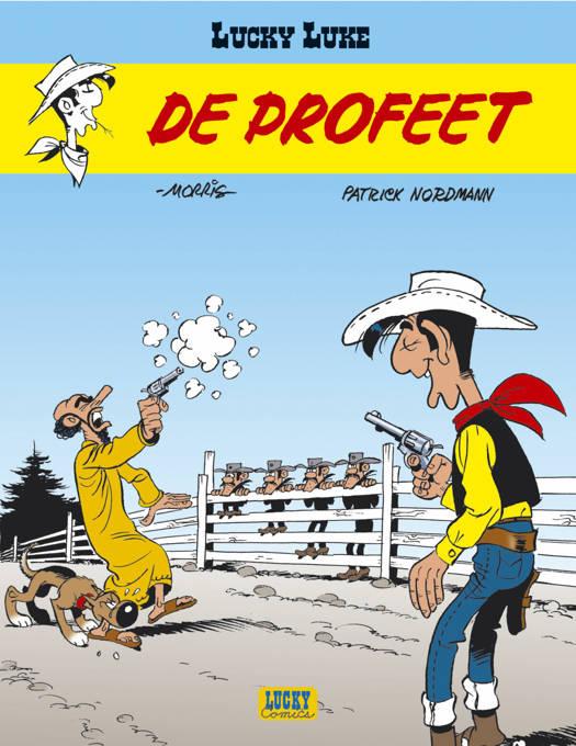 Lucky Luke (lucky Comics) T40 De Profeet