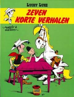 Lucky Luke (lucky Comics) T15 Zeven Korte Verhalen