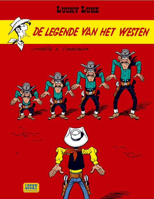 Lucky Luke (lucky Comics) T42 De Legende Van Het Westen