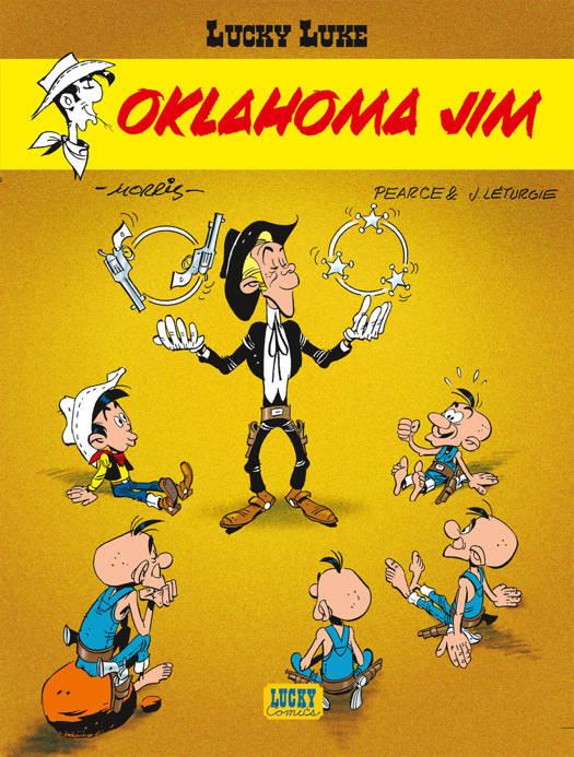 Lucky Luke (lucky Comics) T38 Oklahoma Jim