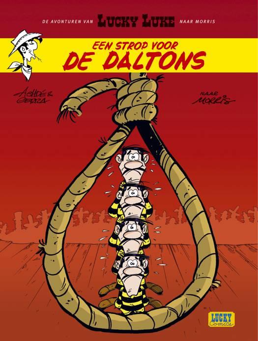 Lucky Luke (nieuwe Avonturen) T2 Een Strop Voor De Daltons
