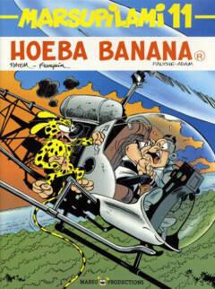Marsupilami T11 Hoeba Banana