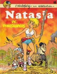Natasja (marsu) T18 De Dinosauriers