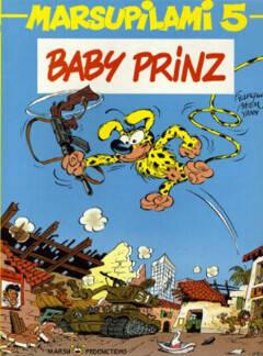 Marsupilami T5 Baby Prinz