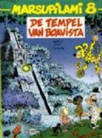 Marsupilami T8 De Tempel Van Boavista