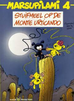 Marsupilami T4 Stuifmeel Op De Monte Urticando