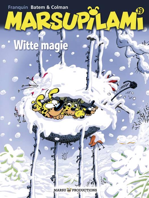 Marsupilami T19 Witte Magie