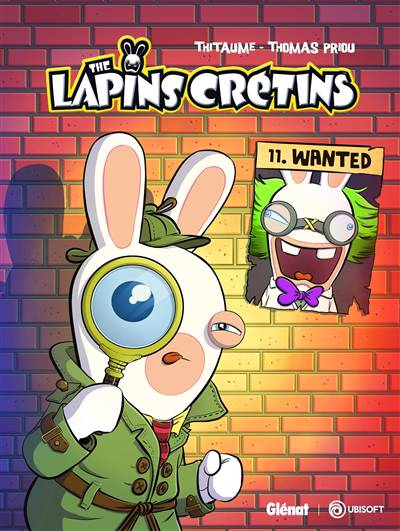 The Lapins Crétins T.11 ; Wanted