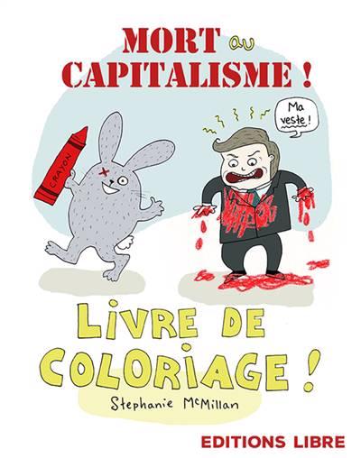 Mort Au Capitalisme ! Livre De Coloriage | Standaard Boekhandel